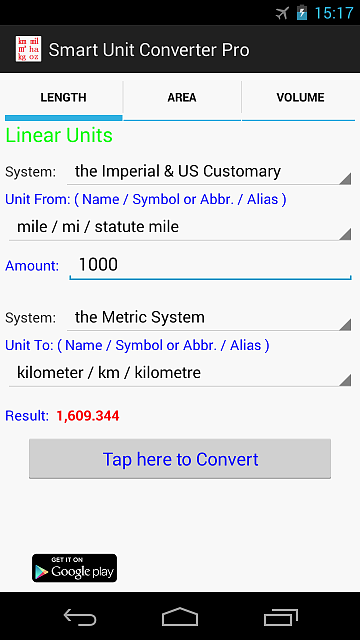 [App]  an Accurate, Ad-free & Simple utility - Smart Unit Converter Pro-screenshot3.png