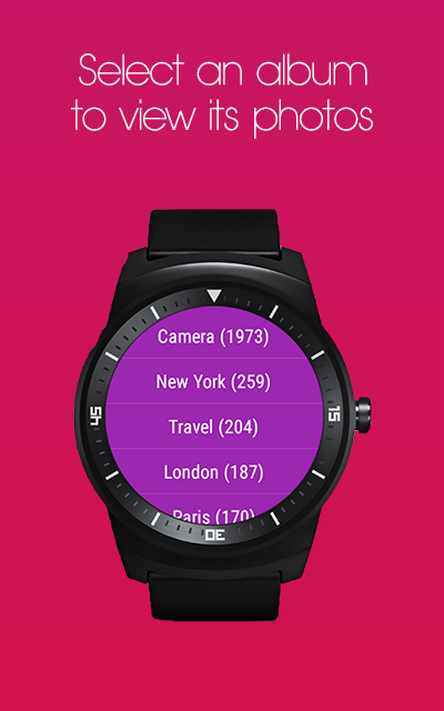[App][Free] Anytime Gallery for Wear (display your photos on your watch)-screenshot2.png