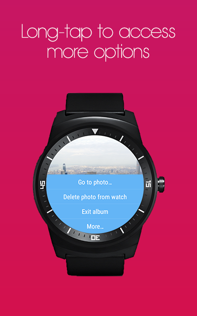 [App][Free] Anytime Gallery for Wear (display your photos on your watch)-screenshot6.png