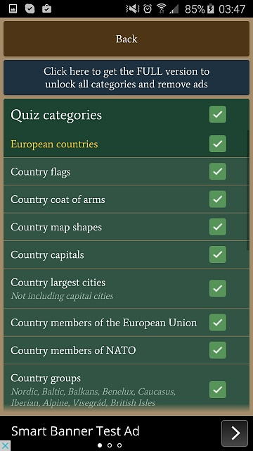 [GAME][FREE] Europe Quiz - learn and test your knowledge-phone_free1.jpg
