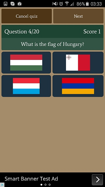 [GAME][FREE] Europe Quiz - learn and test your knowledge-phone_free3.jpg