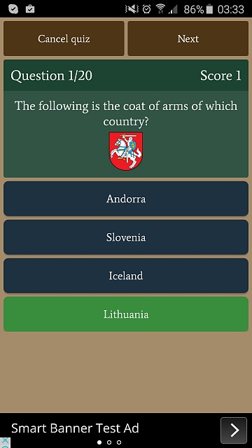 [GAME][FREE] Europe Quiz - learn and test your knowledge-phone_free5.jpg