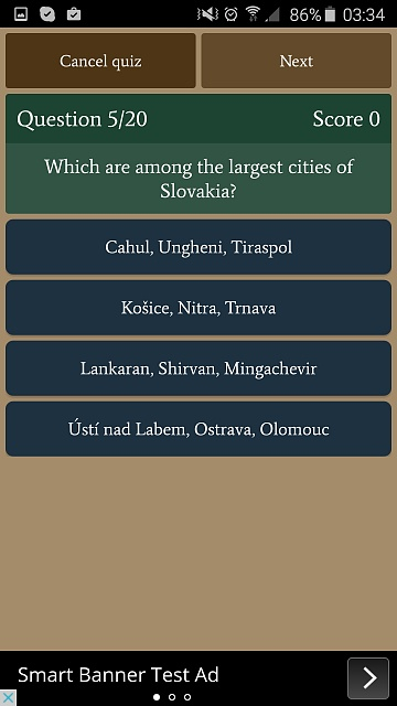 [GAME][FREE] Europe Quiz - learn and test your knowledge-phone_free6.jpg
