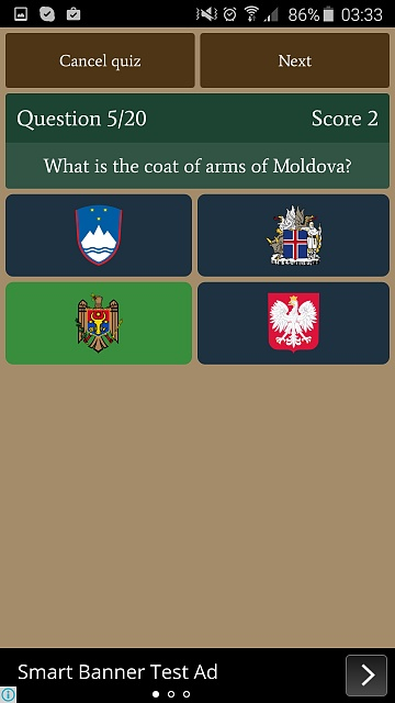 [GAME][FREE] Europe Quiz - learn and test your knowledge-phone_free8.jpg