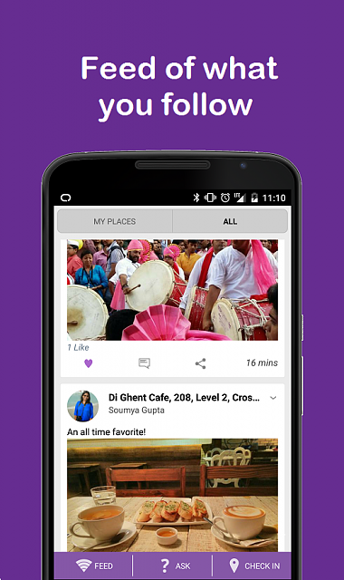 [APP][FREE][4.0+] BUSHLARK - Real time local Q&A-feednew.png