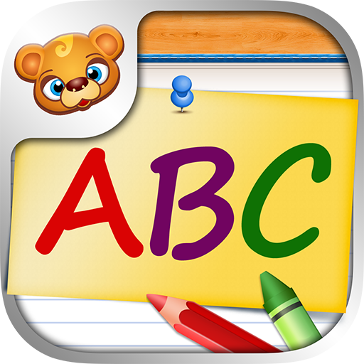 123 Kids Fun Alphabet Free new version 3.95- beautiful introduction tho the world of letters-itunesartwork-39-.png