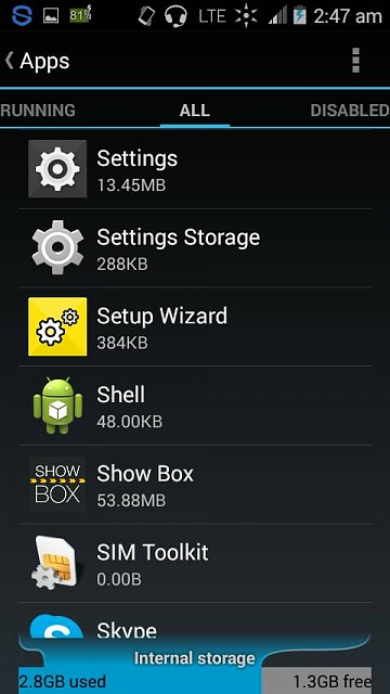 What is the app Shell in my apps list?-1461053969510.jpg