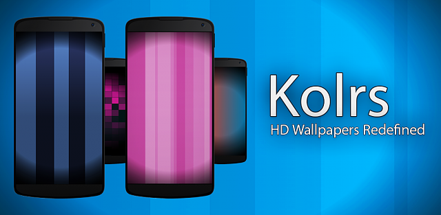 App][Free] Kolrs - Unique Ultra HD Wallpaper Generator - Android