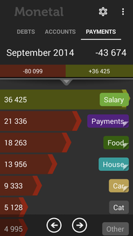 app monetal the finance tracker android forums at androidcentral com