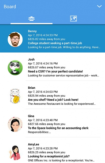 [APP][FREE][NOADS] Board - Job Search and Hiring Platform-android900x1388image1.jpg