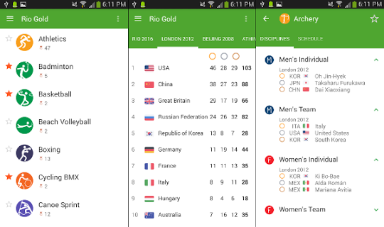 [App] Rio Gold - 2016 Summer Games-p1.png