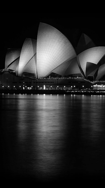 Application wallpapers for android !-sydney-opera-house-night-black-white-wallpaper-galaxy-s4-95-669.jpg