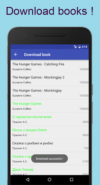 [APP] [GIVEAWAY] Fast Reader. Spritz tech. COUPONS for PRO version !-download_book_succsessfull.png
