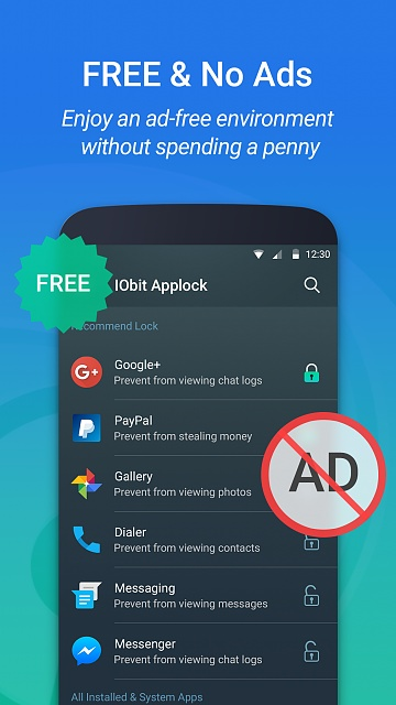 【Privacy Protect App】IObit Applock--Protect Your Privacy With New Feature Face Lock-free-no-ads.jpg