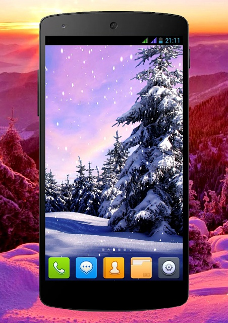[FREE][4.0+] Winter Live Wallpaper-phone_9.jpg