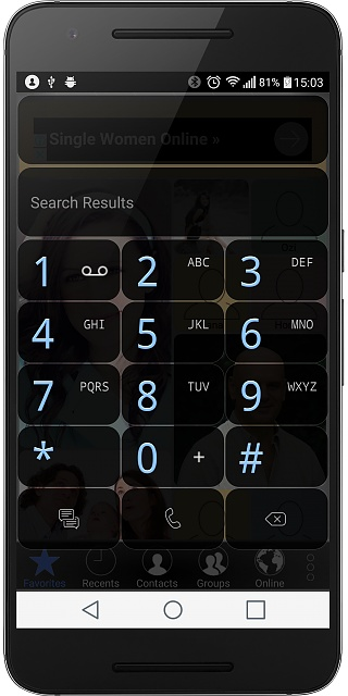 Dialer++ - a new dialer app with your friends and family photo collage...-device-2016-10-12-150342.jpg