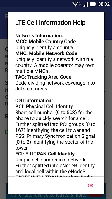 FREE][App] Checking mobile (GSM/UMTS/LTE) signals - Android