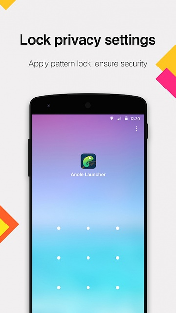 Hide apps and protect privacy with Anole Launcher!-4-1490199851001.jpg