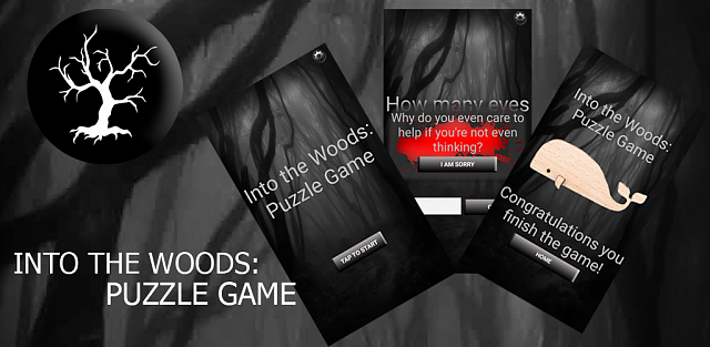 [New][Android App]Into The Woods: Puzzle Game-featured.png