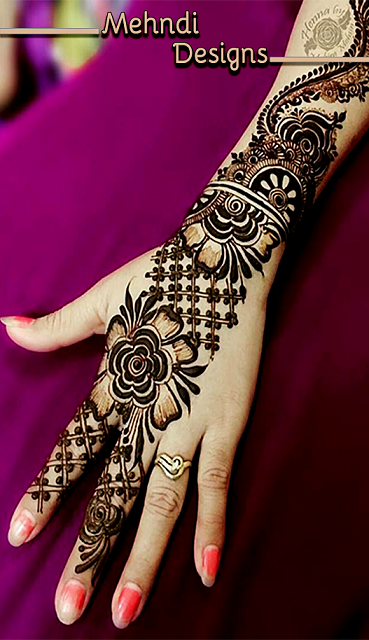 Mehndi App For Android Mobile : Latest eid mehndi design android forums at