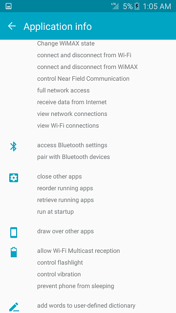 Running applications shows phone running 3 instances with different permissions-screenshot_2017-07-27-01-05-39.png
