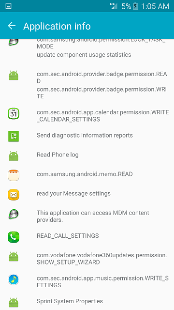 Running applications shows phone running 3 instances with different permissions-screenshot_2017-07-27-01-05-45.png