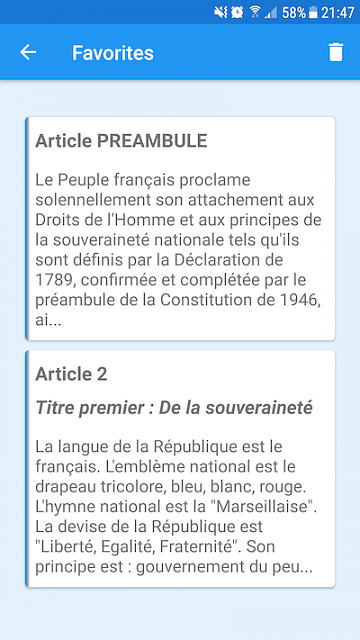[App] [4.0+] Discover the French Constitution-favorites_en.png