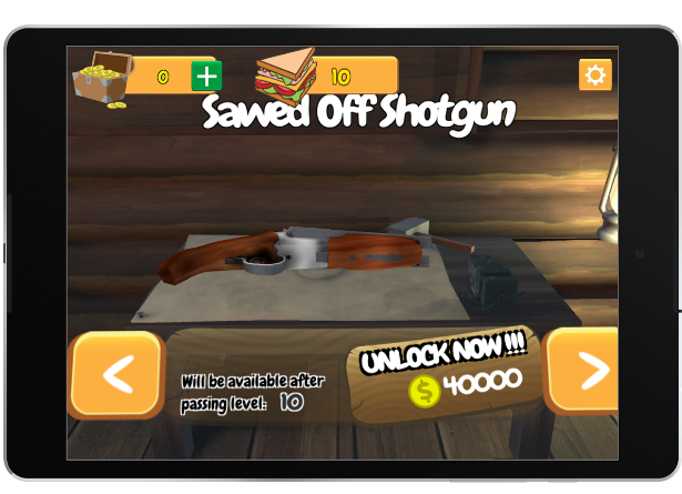 Innovative duck-shooting  Android app  'Mad ducks AR'-2.png