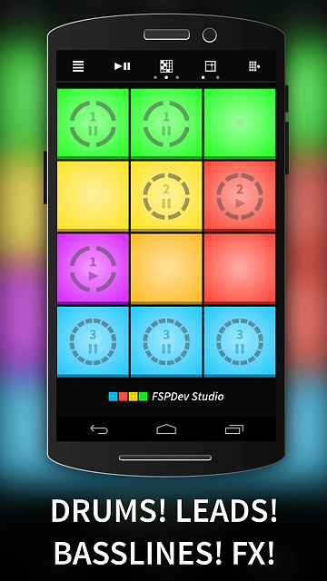 [APP][FREE] Groove Pads - Make Beats and Mix Music-1.jpg