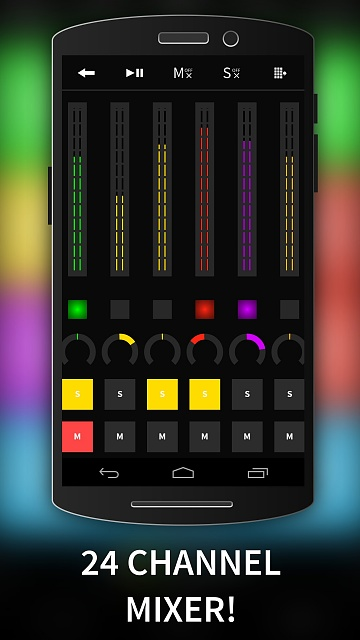[APP][FREE] Groove Pads - Make Beats and Mix Music-4.jpg