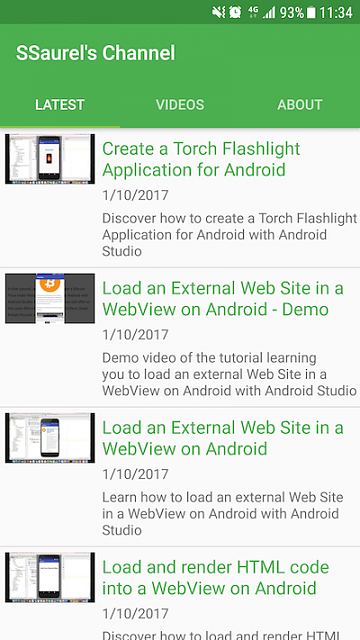 [App] [4.0+] Learn to make Android Apps with the SSaurel's Channel Official App-latest_en.png
