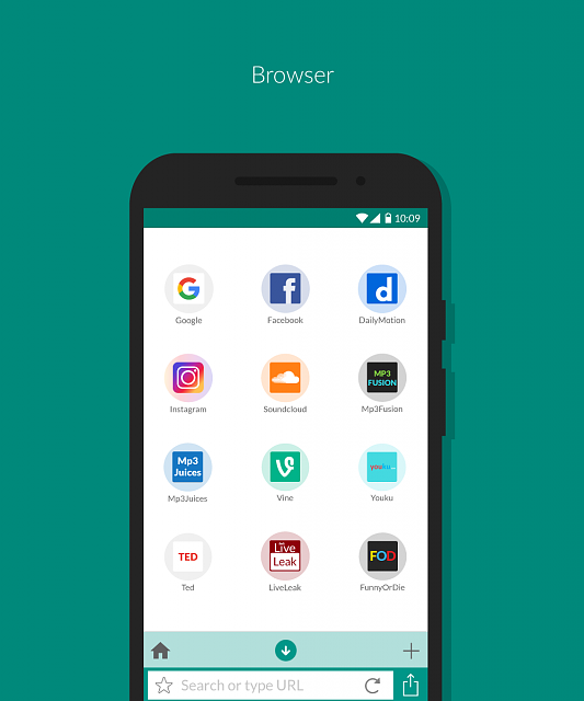 G-Download Manager futuristic download manager for Android-10.png