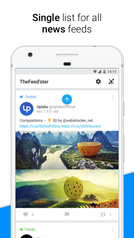 [App] [4.1+] Feedster - News aggregator with smart features-artboard-copy-30.png