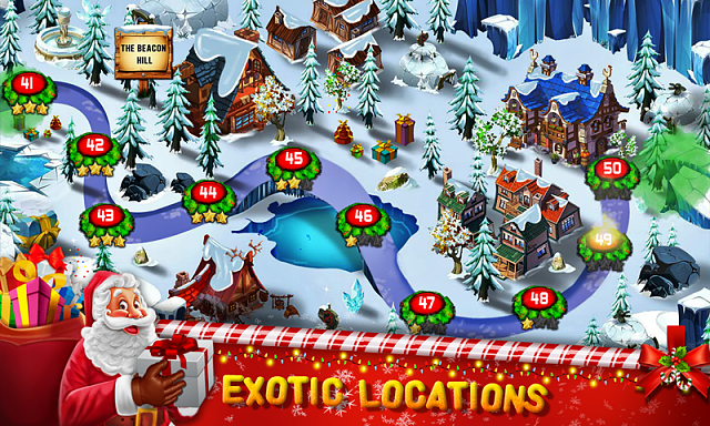 The Frozen Sleigh - Santa Christmas Escape-2.png