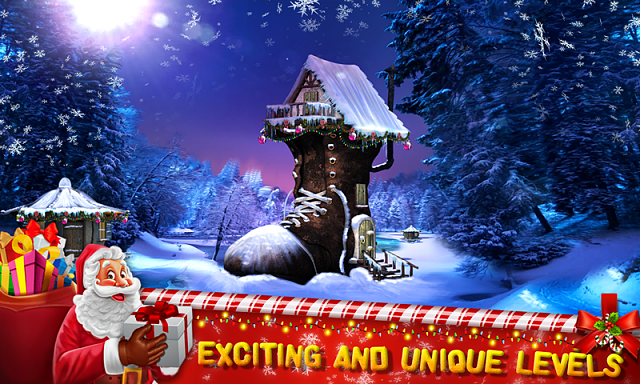 The Frozen Sleigh - Santa Christmas Escape-4.png