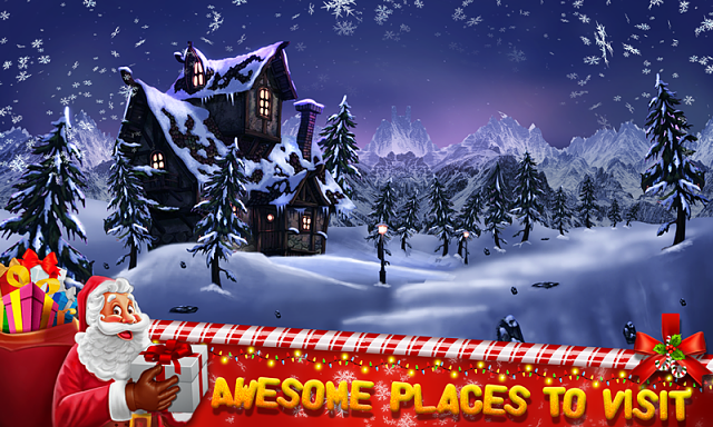 The Frozen Sleigh - Santa Christmas Escape-8.png