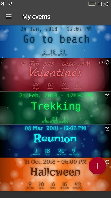 [APP][FREE] 365 My Events - Countdown, reminder, time lapse. All you need for managing events-screenshot_2018-01-21-11-43-37-415.jpg