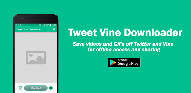 Video and GIF Downloader for Twitter and Vine-v1vxazx.png