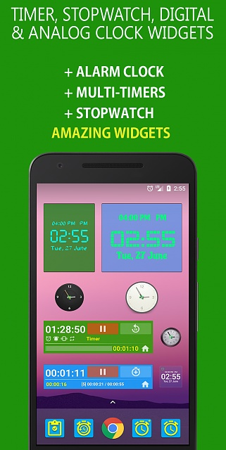 [ANDROID][APP] [FREE] Alarm Clock Millenium Free - Highly customizable +500.000 downloads-en-4.jpg