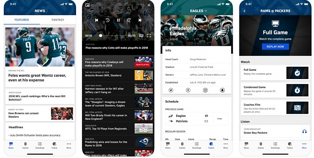 [App] [4.0+] Follow the USA Major League Soccer in live on Android-screenshot_1.jpg