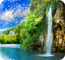 Forest Waterfall Live Wallpaper.-thumb_fw_free.png