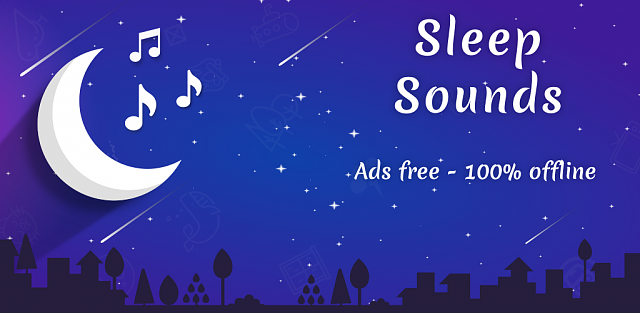 [App] [Ad Free] Sleep Sounds - White noise - Promo Codes-playstoreimage_en.png