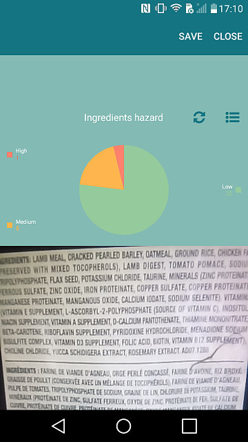 [APP][FREE][5.0+] Food Ingredients, Additives & E Numbers Scanner-screenshot_2019-04-10-17-10-35.png