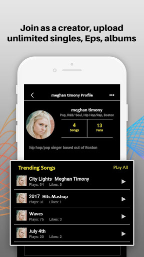 APP][FREE][4 4+] SelfMusik - Music Streaming - Android