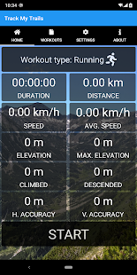 [APP][FREE][5.0+] Track My Trails - Get the most out of your runs, hikes or walks-t2.png