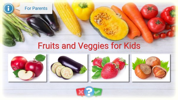 100 Fruits And Vegetables For Kids Learning App Android Forums At Androidcentral Com
