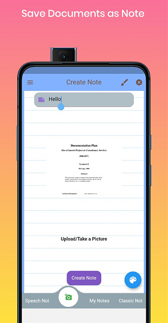 [FREE] Smart Note - ML Supported NotePad-2.jpg