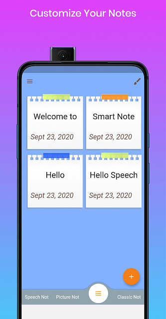 [FREE] Smart Note - ML Supported NotePad-4.jpg