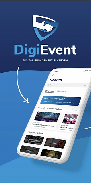 [Free] [App] DigiView: Events Manager & Networking-d1.png