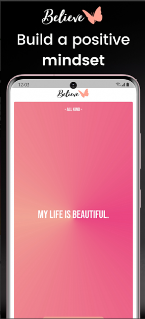 [Free] [App] Believe - Affirmations & Daily Reminders-b1.png